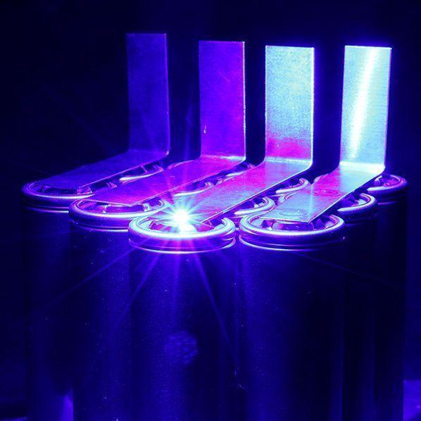 Batteriegehäuse Laserschweißen Kupfer