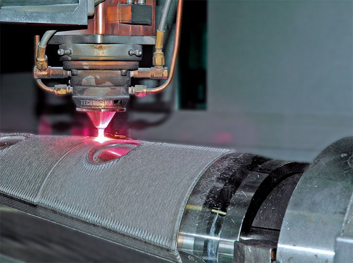 process laser cladding