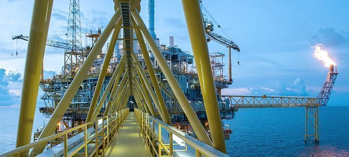 platform oil and gas industry