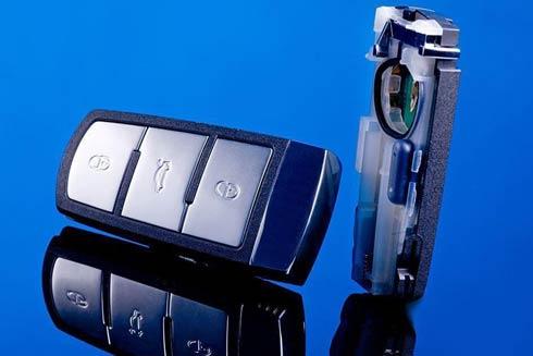 Laserline-Kunststoff-Schlueseel
